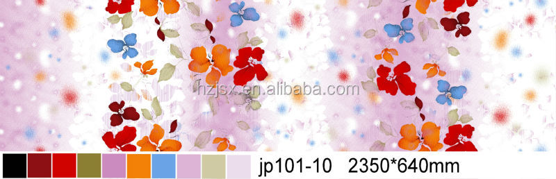 JP101 100% Cotton baby prints wholesale fabric for bedding sets