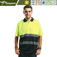 KWM01 Used Work Wear Uniform Breathable Polo Shirts