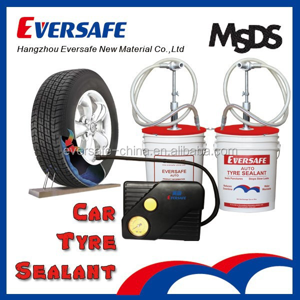 Tyre sealant car tyre sealant anti rust tire sealant for preventative use