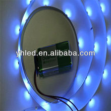 led strip flexible battery pack powered led strip light