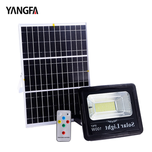 High power waterproof ip65 outdoor SMD 10w 20w 40w 50w 60w 100w 200w solar led flood light