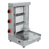 Hotel or restaurant commercial kitchen use potis kebab machine
