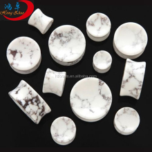 10mm plugs piercing wholesale Custom ear gauges plugs