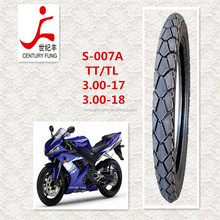 300 18 china wholesale natural rubber best quality motorcycle tires/scooter tire