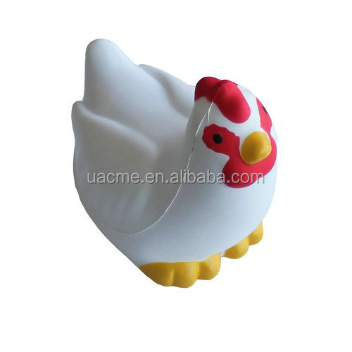 Excellent quality low price chicken stress ball for sale