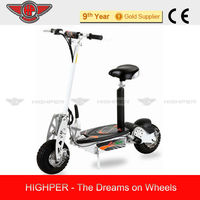 2013 New Model Electric Mini Adult Scooter 1000W