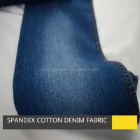 Spandex cotton denim fabric for readymade garment