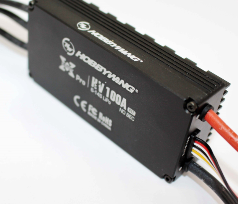 Hobbywing XRotor 100A HV Electronic Speed Controller ESC XRotor-100A-HV for RC