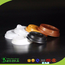 12oz 16oz Paper coffee cup plastic lid cover