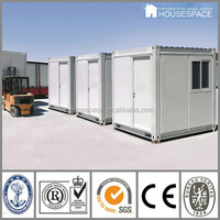 Solid Flat-pack Modular Shipping Container Store