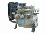 four cylinder Diesel engine for generator use 4 Cyliner, Bore 95mm, Stroke 110mm