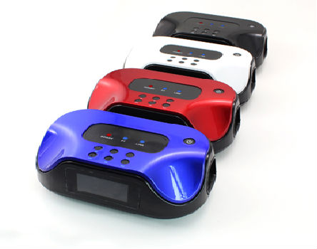 Bluetooth Speaker with FM radio and digital clock