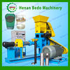 China dry way floating feed pellet machine, fish fodder pellet extruder, pet animal feed pellet mill with CE 008618137673245