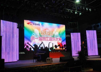 P4 Indoor LED Signs Advertising Billboard Rental LED Video RGB Display Screen Indoor LED SMD 2121 Module