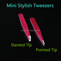 Mini Stylish Hot Sell Eyebrow Tweezers