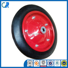 heavy duty 12 inch hard rubber tyres