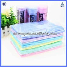 High absorbent custom logo chamois pva sport cooling towel