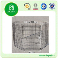 Aluminum Dog Car Cage DXW006
