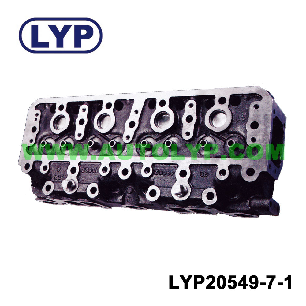 Cylinder Head for engine parts for TOYOTA 2J 11110-20561/11110-20571