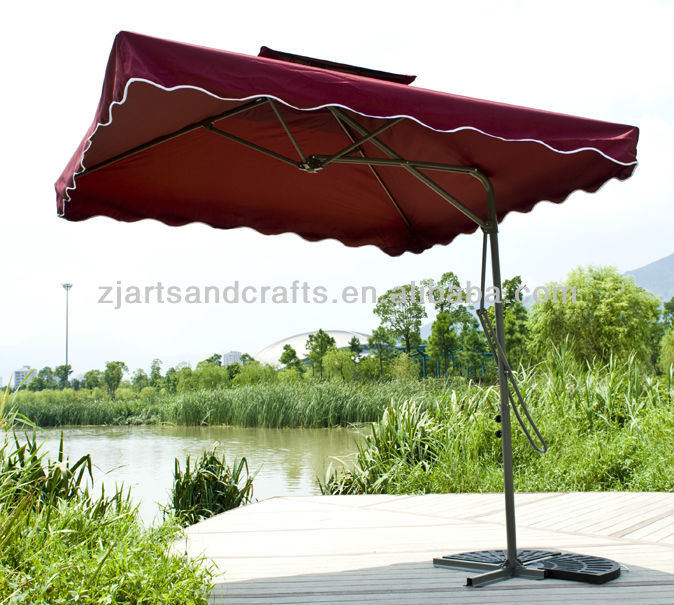 2016 hot selling roma umbrella garden umbrella outdoor umbrella