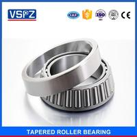 Competitive price single row tapered roller bearing 32208 32208 for excavator swing motor bearing 40*80*24.75 for axial fans