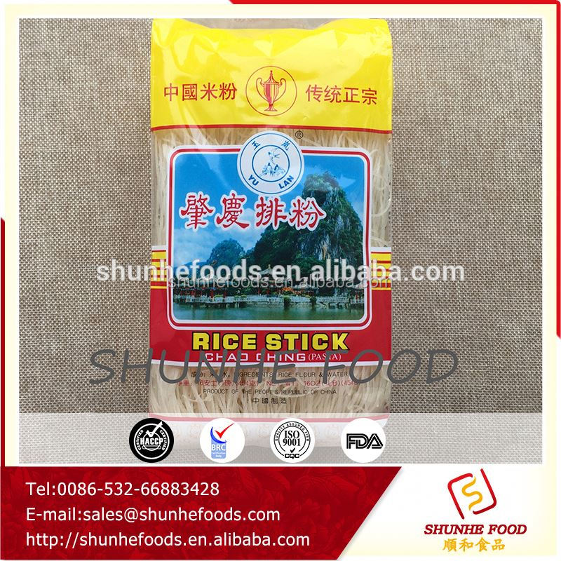 3mm low sodium rice stick noodle