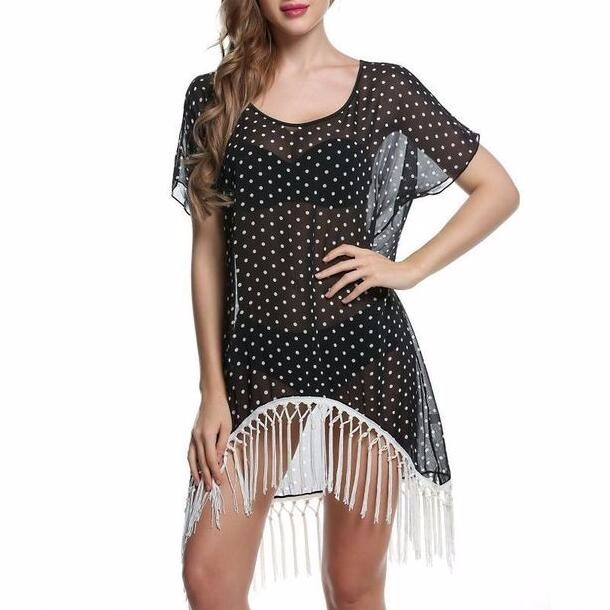 Latest Lady 2016 Fashion and Sexy Beach Wear Swimsuit Bikini Cover Up