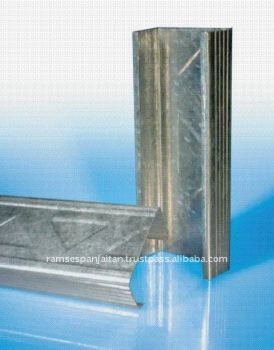 Knauf C Stud Metal Section for Partition System