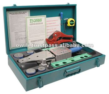 Plastic pipe welding machine CM-01 V GOLD