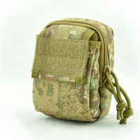 Hunting magazine pouches outdoor tactical molle admin pouches for men's hunting belt tool bags