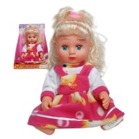12 Inch Can Speaking Womens Baby Doll That Feel Like Real Babies