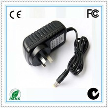CE ROHS ISO CB certificate 12v 1200ma ac dc power adapter