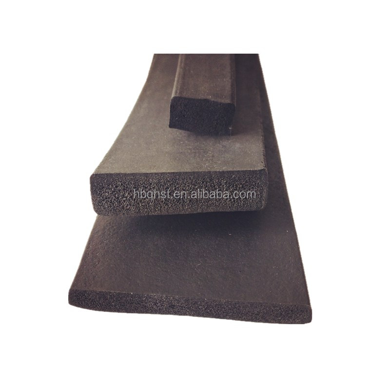 EPDM wind 50mm thick 1.5mm rubber sheet