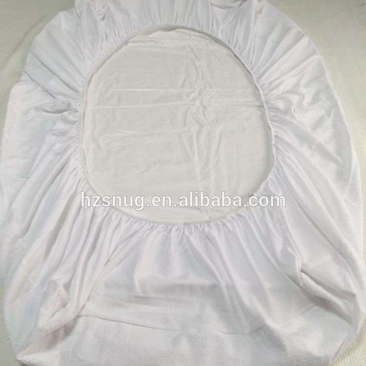 "Premium cotton terry waterproof mattress protector 60x80x18"" - Jozy Mattress   Jozy.net"