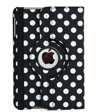 "Case cover for ipad mini 4 mini 3 mini 2 mini 1, 7.9"" retina display, PU Multi-Function Stand Cover 360 degree Rotation"