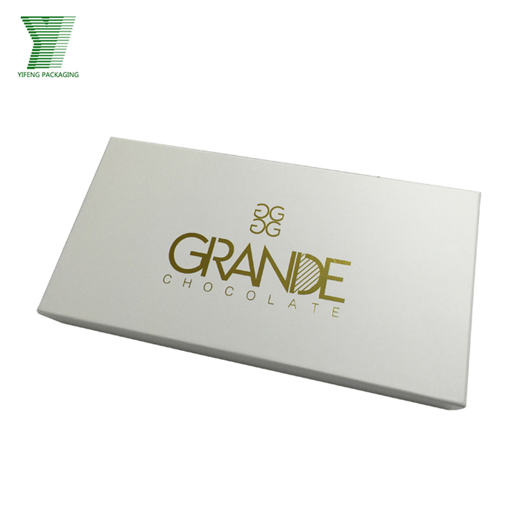 High quality advanced customization chocolate packaging box chocolate packaging box