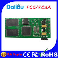 mega jack game pcb pcb fabrication printed circuit board