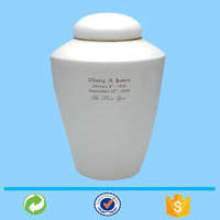 Funeral Supplies Wholesale Ceramic Funeral Urns