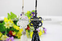 New mobile phone crystal key chain customised fashion mobile phone chain