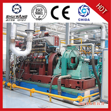 2015 New China Natural Gas Generator Low Fuel Consumption