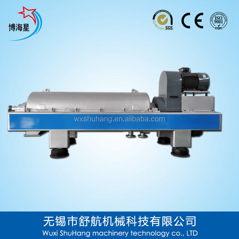 Screw Conveyor Filter Cake Delivering System / Wastewater Treatment Plant Equipment