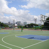 outdoor synthetic basketball court flooring material, basketball rubber mat