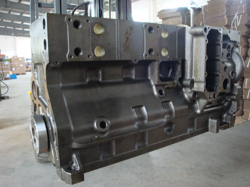 DIESEL ENGINE HEAVY PARTS LONG BLOCK 6B LB3911400 FOR TRUCK MARINE AND CONSTRUCTION FOR CUMMINS APPLICATION