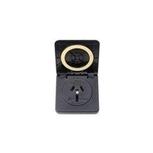 IP44 Waterproof Electrical Power Inlet Australia Socket with Safty Shutter 250V 15A See all 2 in this Product Family