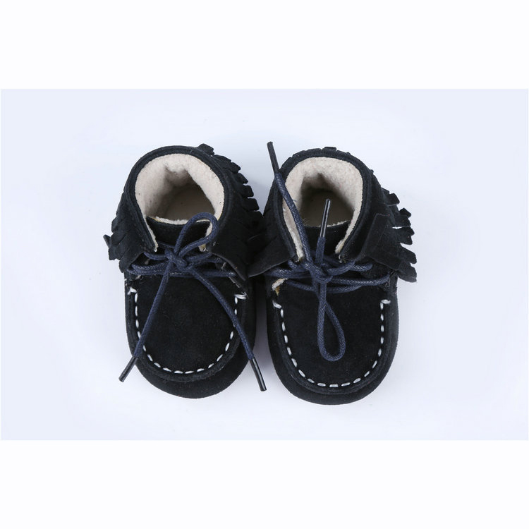Cheap products to sell latest wholesale high quality warm winter baby shoes