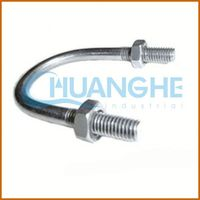china supplier u titanium bolt beam clamp