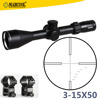 Marcool S.A.R HD Lens Scope ,3-15x50 FFP Tactical Hunting Riflescope