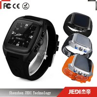 Mobile watch phone 3g X01 smartwatch with android system_HL1934