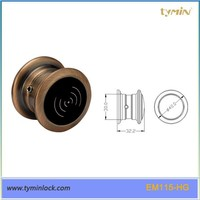 EM115 High quality school furniture digital locks for lockers