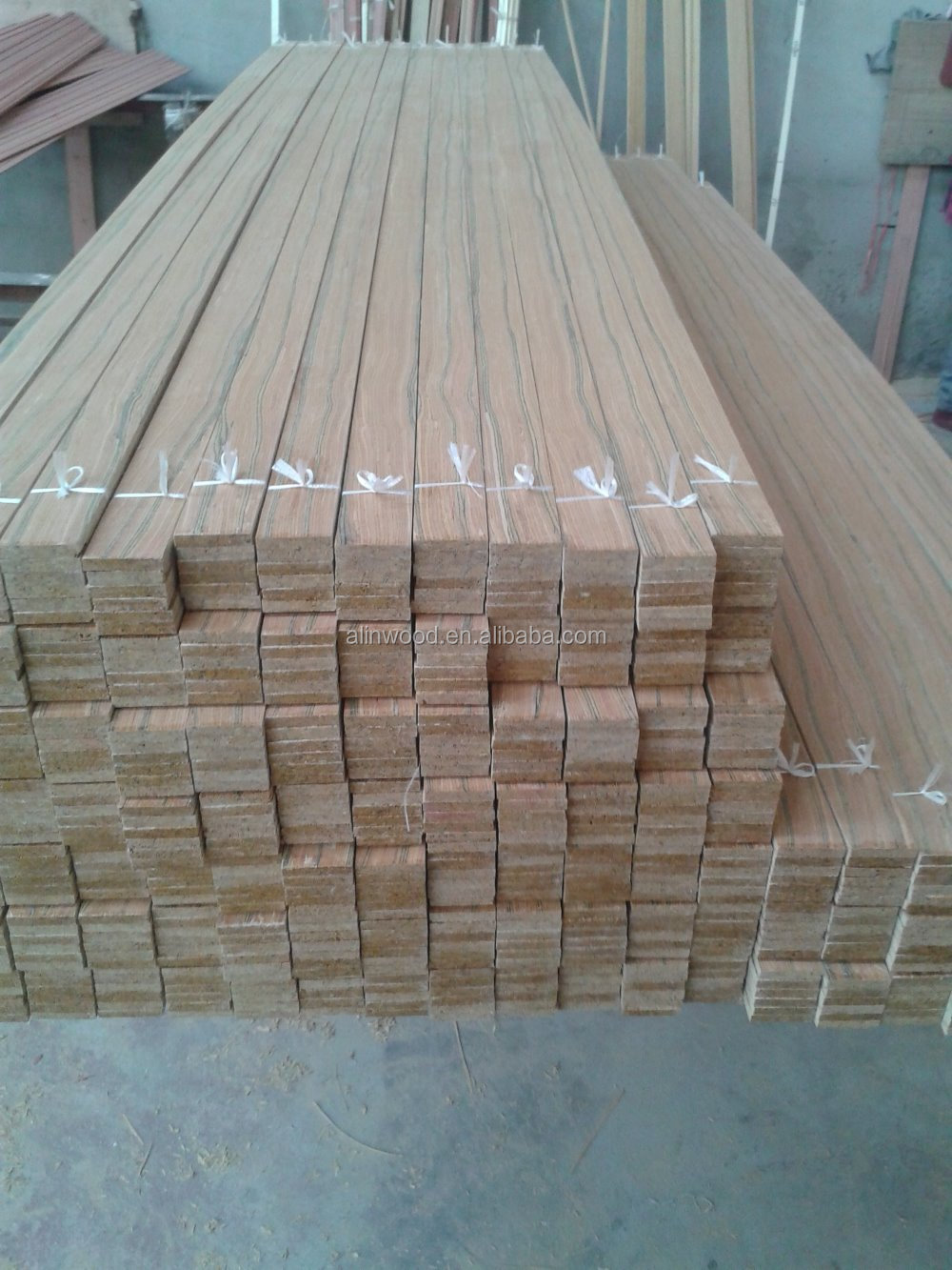 Decorative wood moulding with groove,made in china!